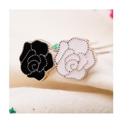 장미꽃 비녀 뒤꽂이 - 아르뉴, 6,500원, 헤어핀/밴드/끈, 헤어핀/끈