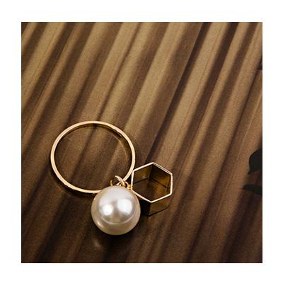 진주 육각 투웨이 스카프링 - 아르뉴, 8,900원, 패션, 패션반지